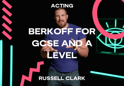 berkoff for gcse and a level course
