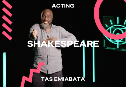 shakespeare acting course