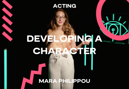 developing a character acting course