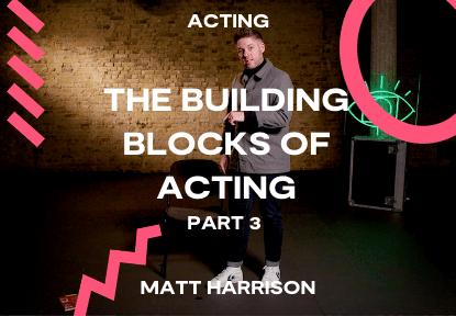 acting classes matt harrison