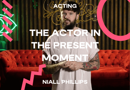 actor in the present course