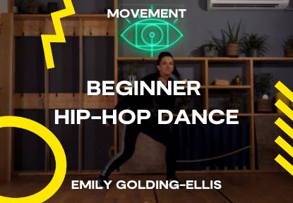 beginner hip-hop dance course