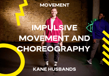 impulsive movement and choreography course
