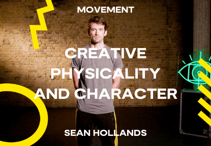 creative physicality and character course