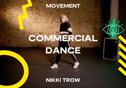 commercial dance course