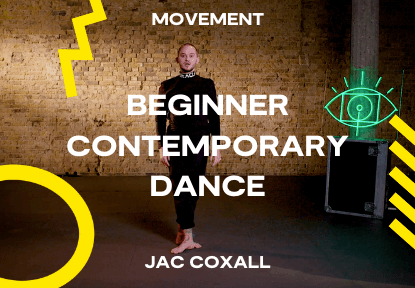 contemporary dance course for beginners