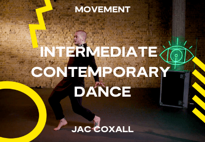 contemporary dance course